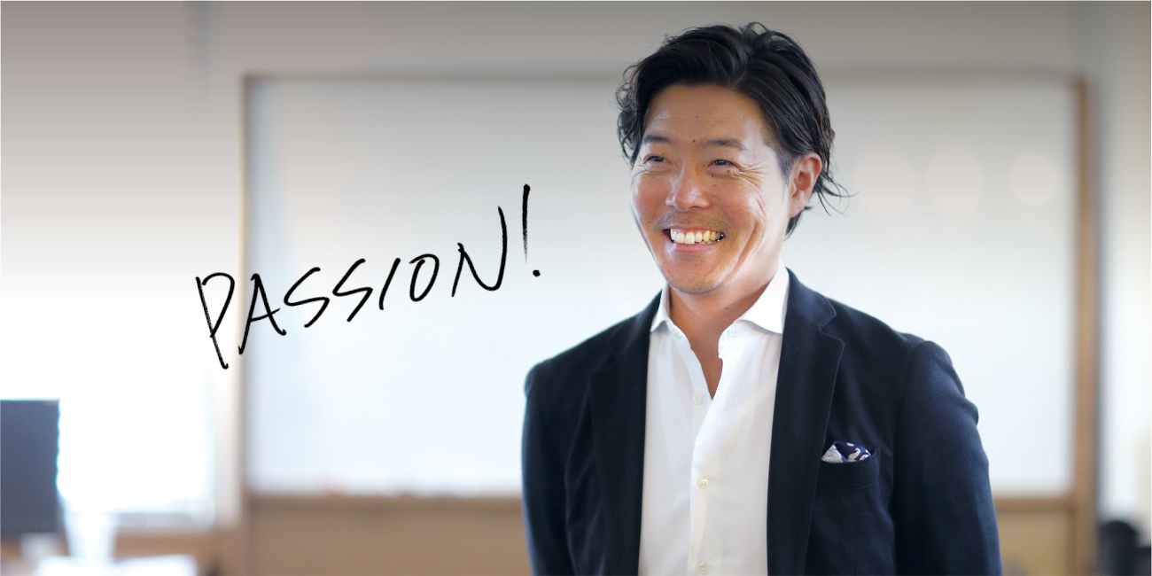 代表取締役社長 入江雄介